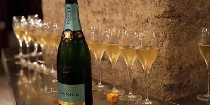 Degustazione Champagne Pannier