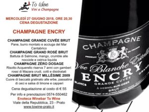champagne encry