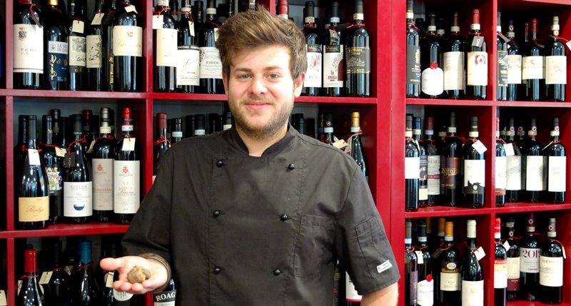 Chef Andrea Cofano
