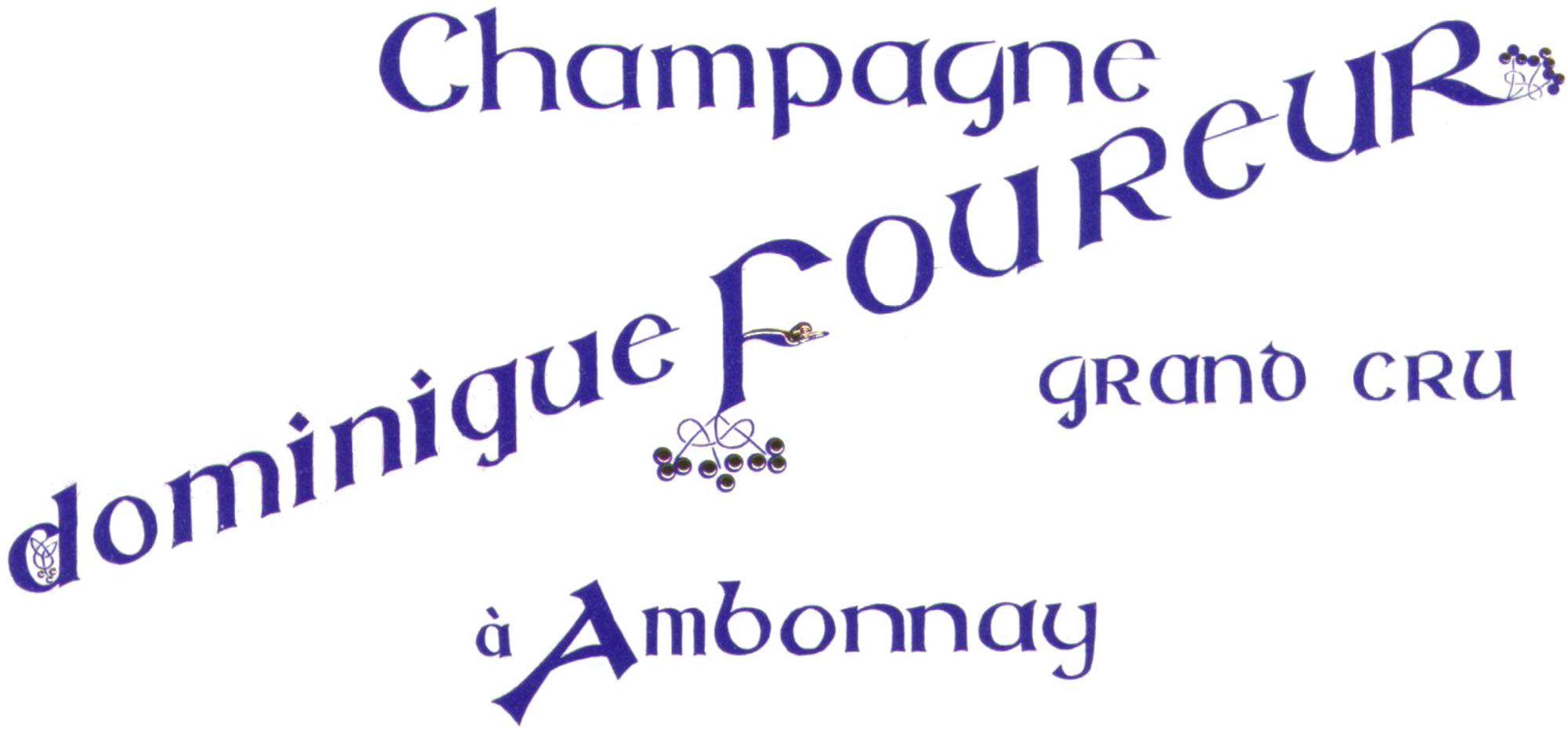 Champagne Dominique Foureur