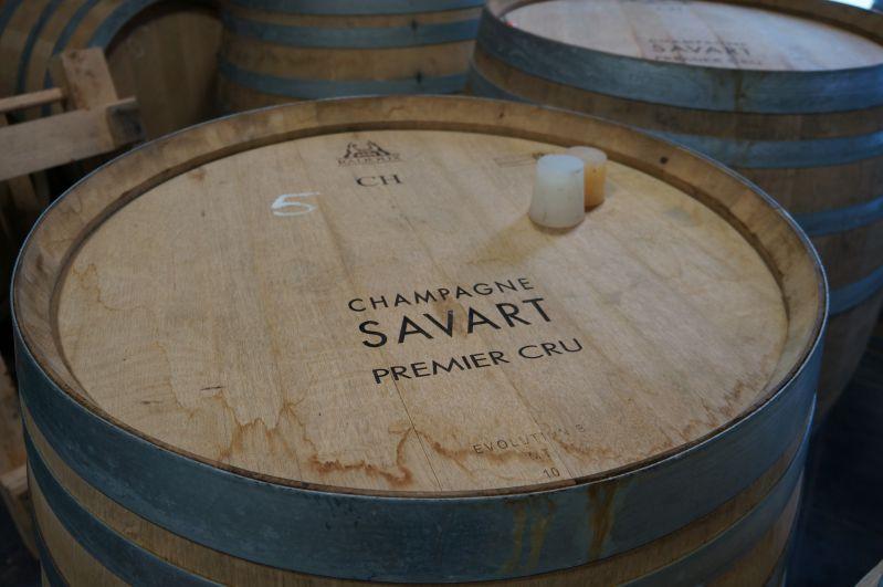Champagne Savart